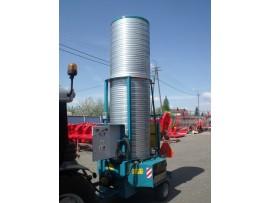 Нагреватель воздуха прицепной садовый MCMS Warka UZP-350/4
